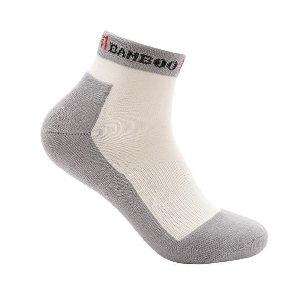 Hiltech Bamboo - Performance Quarter Socks, 2 pairs/pack medium