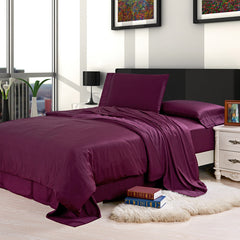 Hiltech Bamboo - Bamboo Sheet Set purple