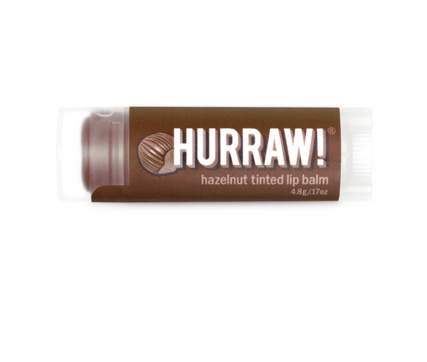 Hurraw! - Hazelnut Tinted Lip Balm