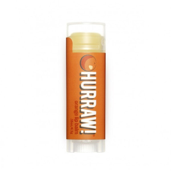 Hurraw! - Orange Lip Balm