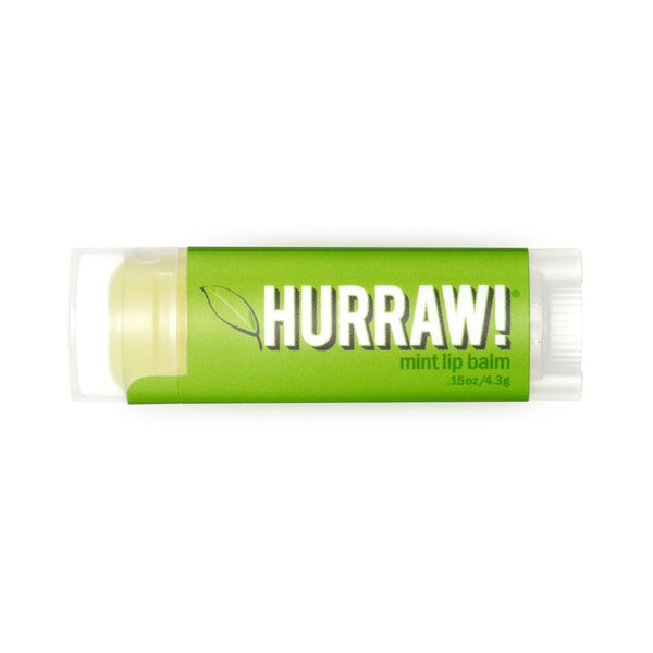 Hurraw! - Mint Lip Balm Vegan Raw