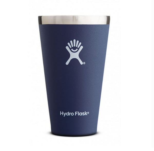 Hydro Flask - Reusable Vacuum Insulated Stainless Steel Pint Glass Zero Waste All Things Being Ecoes