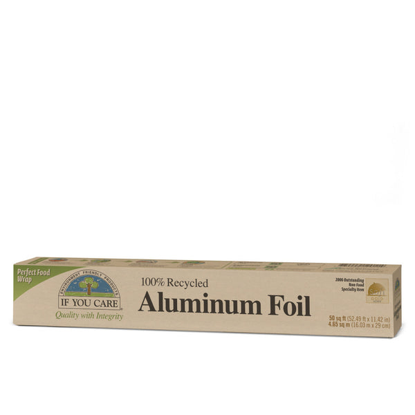If You Care - Aluminum Foil