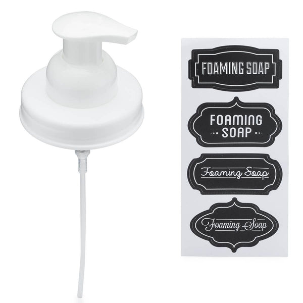 Jarmazing - Mason Jar Single Foaming Pump