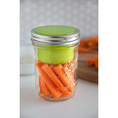 Jarware - Mason Jar Wide Mouth Snack Pack All Things Being Eco Chilliwack Zero Waste Refillery