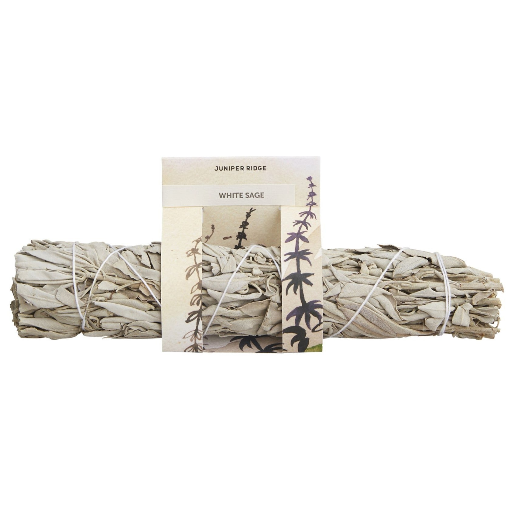 Juniper Ridge - White Sage Bundle Smudge Stick