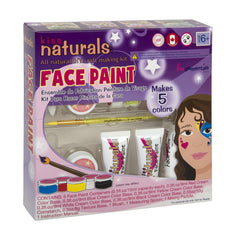 Kiss Naturals - Face Paint Canadian