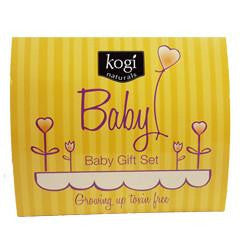 Kogi Naturals Baby on the Go kit closed