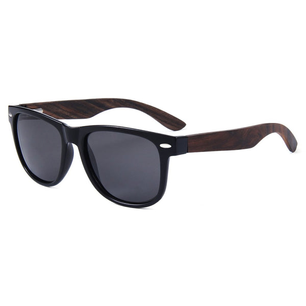 Kuma Eyewear - Costa Rica Polarized Sunglasses - 1501 All Things Being ECo Sustainable Bamboo Sunglasses
