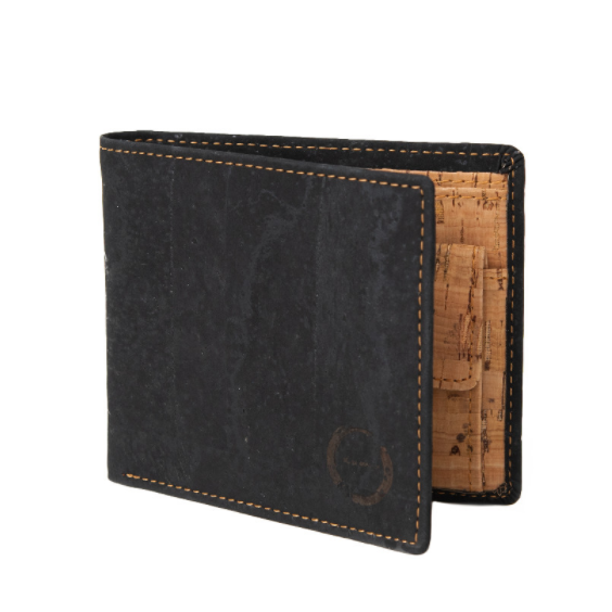 Kuma Eyewear - Vegan Sustainable Cork Wallet