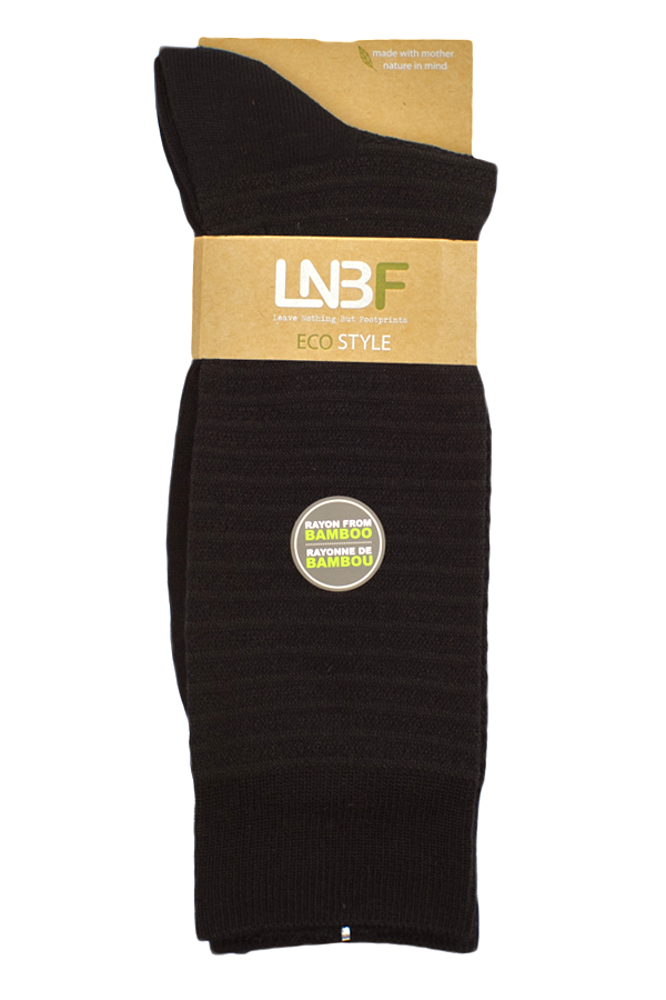 LNBF - Men's Eco-Style Bamboo Socks All THings Being Eco CHilliwack Mens's CLothing and Accessories