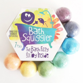 LOOT Toys - Bath Squiggler Set All Things Being Eco Chilliwack