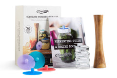 Masontops - Complete Fermentation Kit All Things Being Eco Chilliwack Zero Waste Living