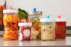 Masontops - Complete Fermentation Kit All Things Being Eco Chilliwack Mason Jar Accessories