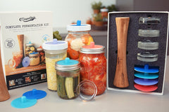 Masontops - Complete Fermentation Kit All Things Being Eco Chilliwack Zero Waste Specialty Store Since 2008