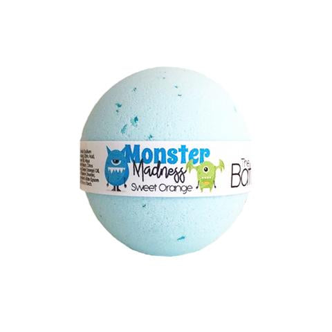 The Bath Bomb Company - Mini Bath Bomb Monster Madness