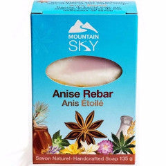 Mountain Sky - Anise Rebar Bar Soap