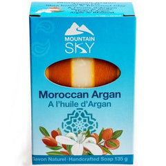 Mountain Sky - Moroccan Argan Bar Soap Made in Canada