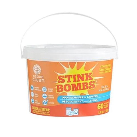 Nature Clean - Bulk Stink Bombs | Canadian Made Laundry Freshener Tabs All Things Being Eco Chilliwack
