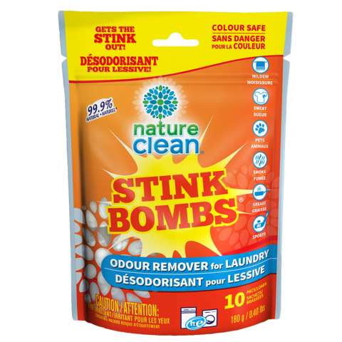 Nature Clean - Stink Bombs 10 Pack