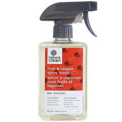 Nature Clean - Fruit & Veggie Spray Wash All Things Being Eco Chilliwack