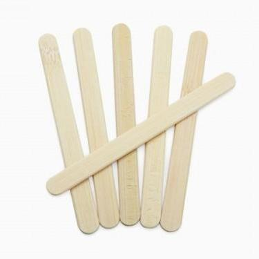 Onyx - 24pce Bamboo Ice Pop Sticks All Things Being Eco Chilliwack Zero Waste Refillery
