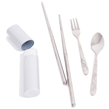 Onyx - Travel Cutlery Set All Things Being Eco Zero Waste Chilliwack