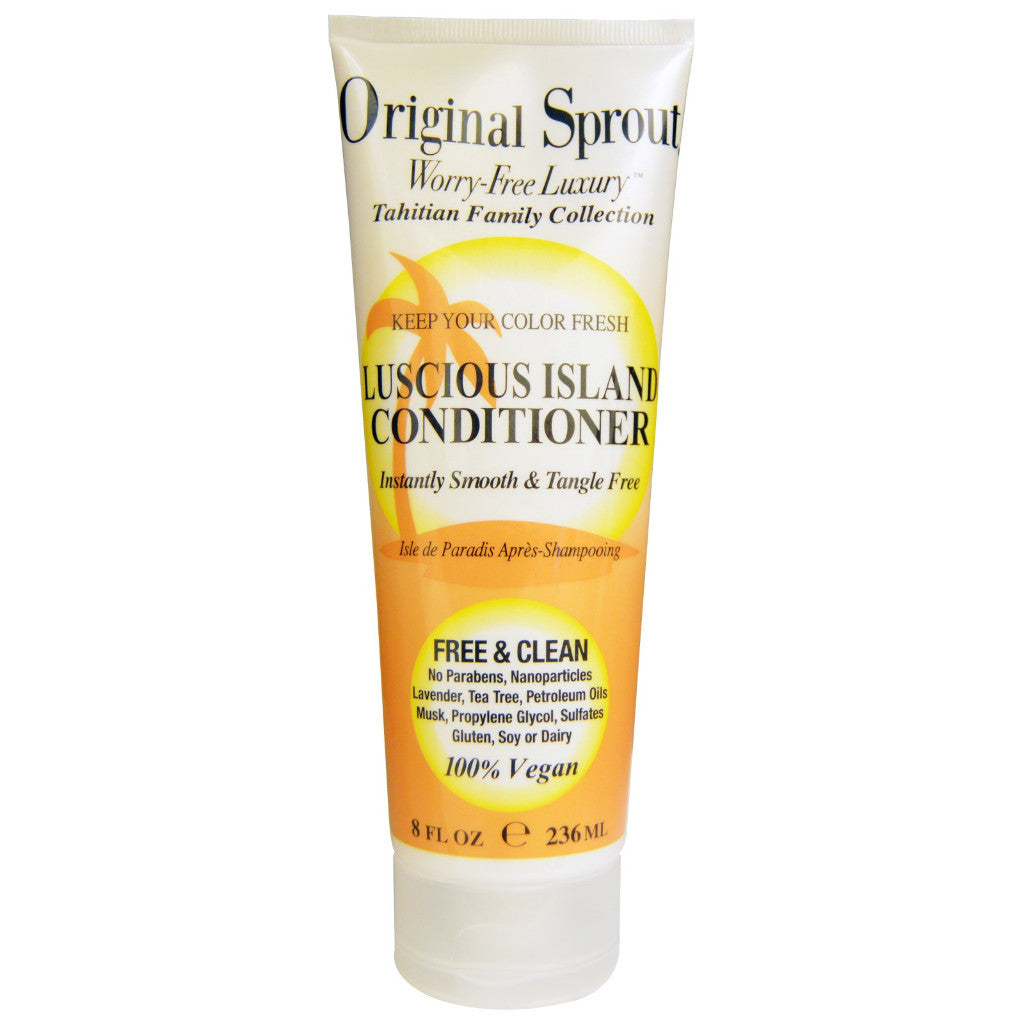 Original Sprout - Luscious Island Conditioner 8oz.