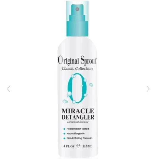 Original Sprout - Miracle Detangler 4oz. All Things Being Eco Chilliwack Vegan Haircare