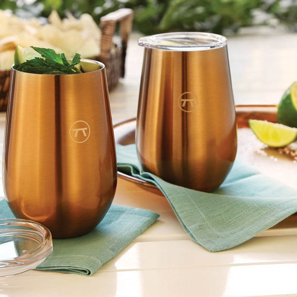Outset - Stainless Steel Double Wall Drink Tumblers All Things Being Eco Chilliwack
