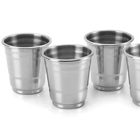 Outset - Stainless Steel Shot Glasses