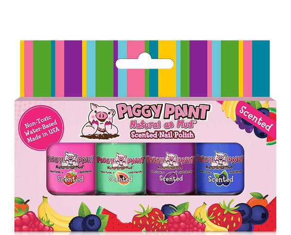 Piggy Paint - Scented Fruit Fairy Set