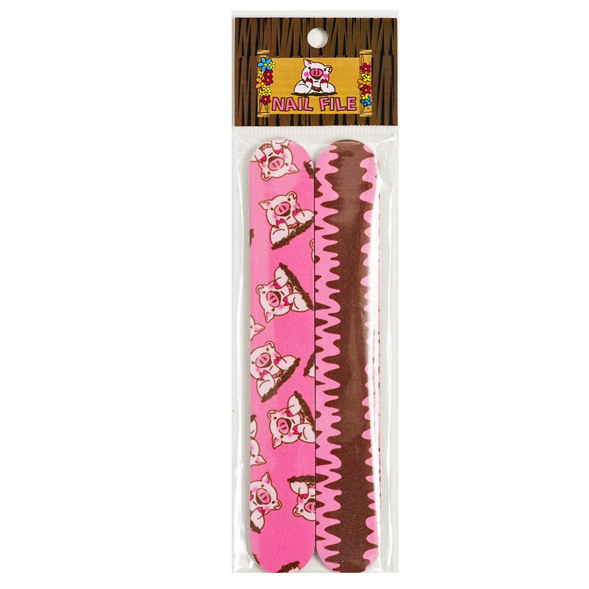 Piggy Paint - 2 Pack Nail Files All Things Being Eco