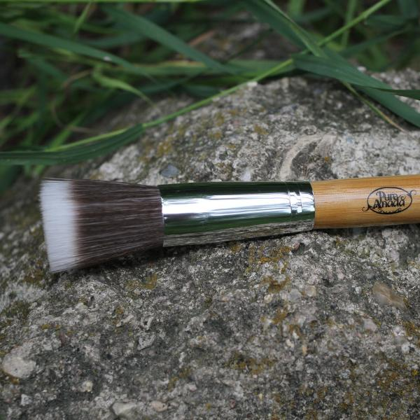 Pure Anada - Blending Face Brush All Things Being Eco