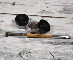 Pure Anada - Duo Makeup Brush Vegan Makeup Brushes