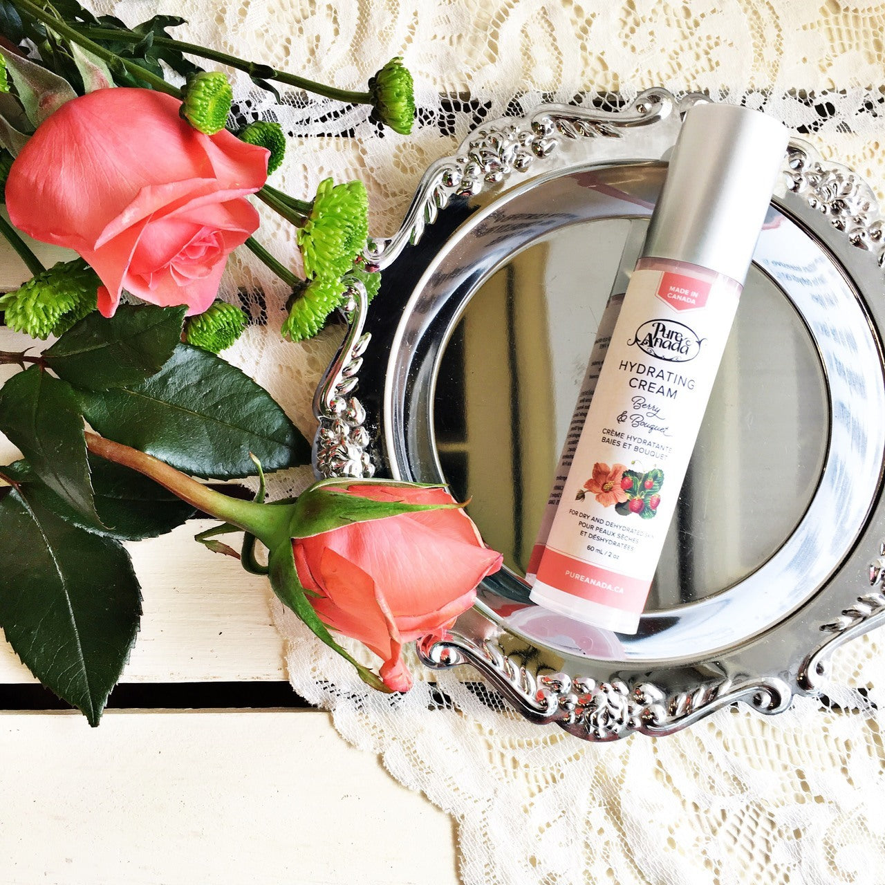 Pure Anada - Berry & Bouquet Hydrating Cream