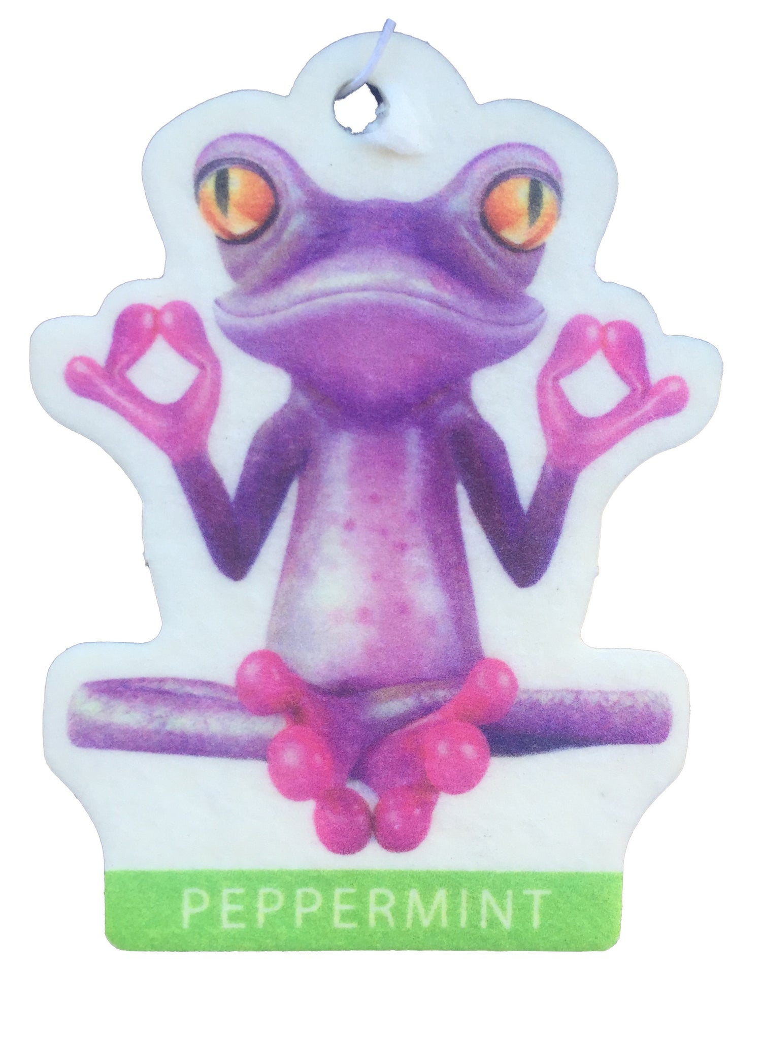 Purple Frog - Air Freshener
