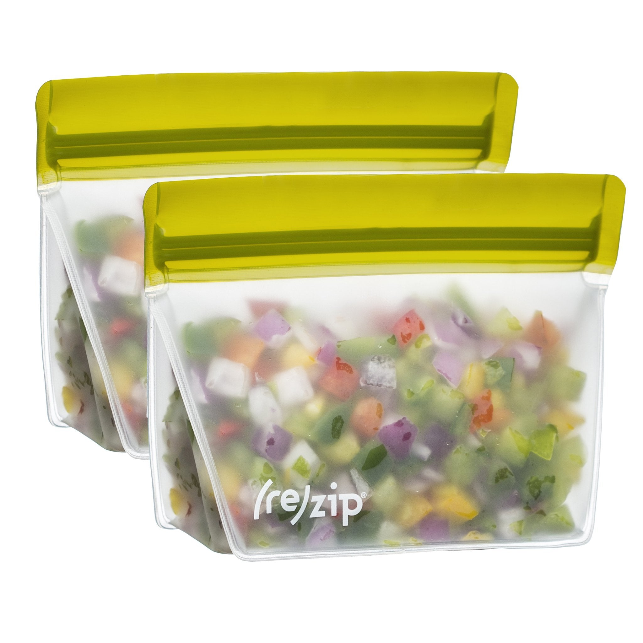 (re)zip - Stand-Up 1/2 Cup Leak Proof Bags