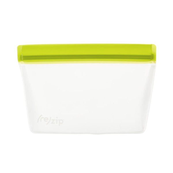 (re)zip 2 Cup Stand Up Storage Bag Moss