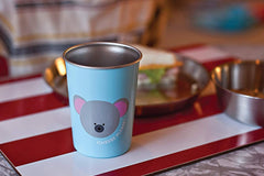 Red Rover - Kids Stainless Steel Animal Cups