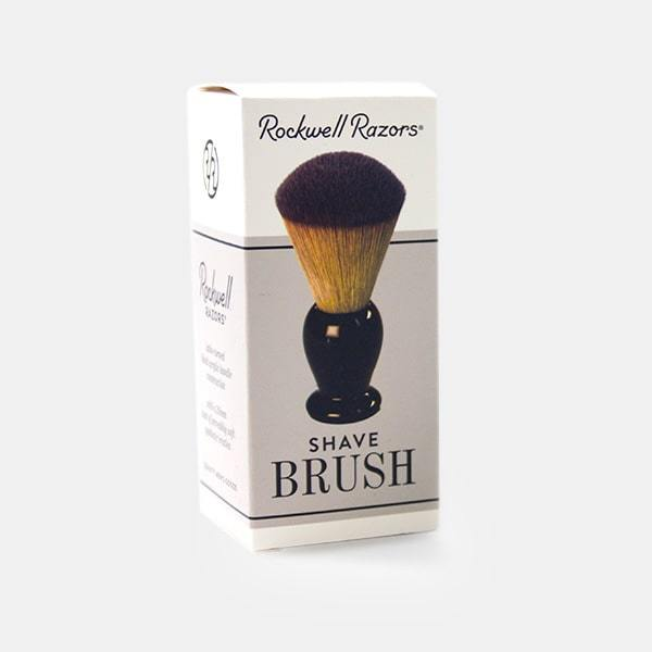 Rockwell Razors - Synthetic Shave Brush All THings Being Eco CHilliwack