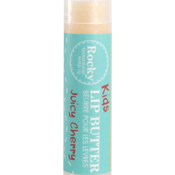 Rocky Mountain Soap Company - Kids Juicy Cherry Lip Butter