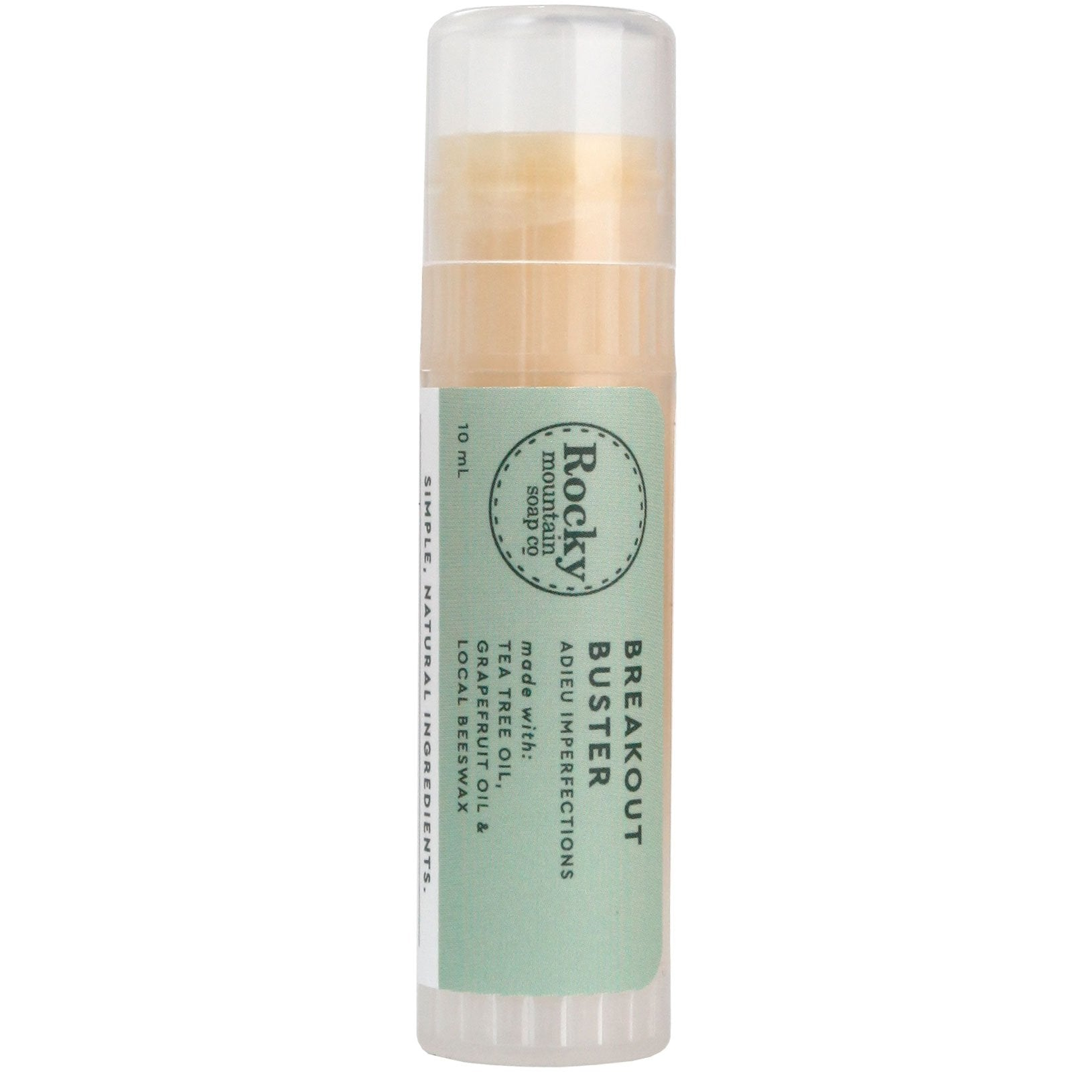 Rocky Mountain Soap Company - Breakout Buster Natural Lip Care