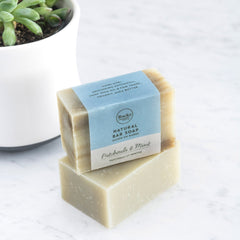 Rocky Mountain Soap Company - Patchouli & Mint Soap