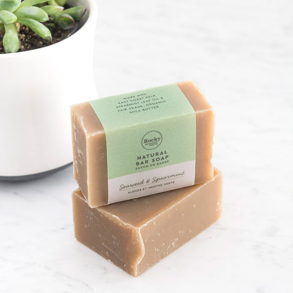 Rocky Mountain Soap Company - Seaweed Soap