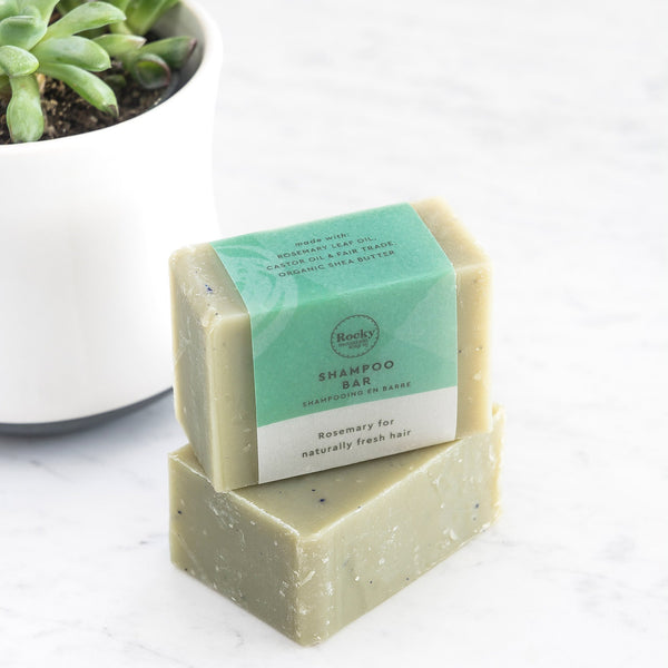 Rocky Mountain Soap Company - Shampoo Bar with Rosemary