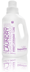 Sapadilla - Laundry Liquid Sweet Lavender + Lime All Things Being Eco Chilliwack Zero Waste Kitchen