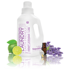 Sapadilla - Laundry Liquid Sweet Lavender + Lime All Things Being Eco Chilliwack Zero Waste Refillery