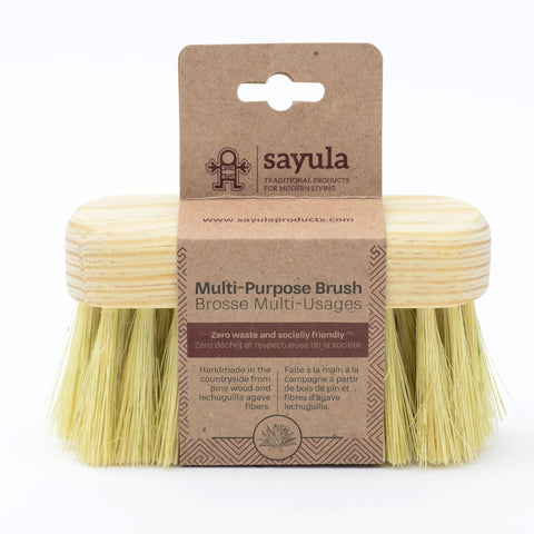 Sayula - Multi-Purpose Brush