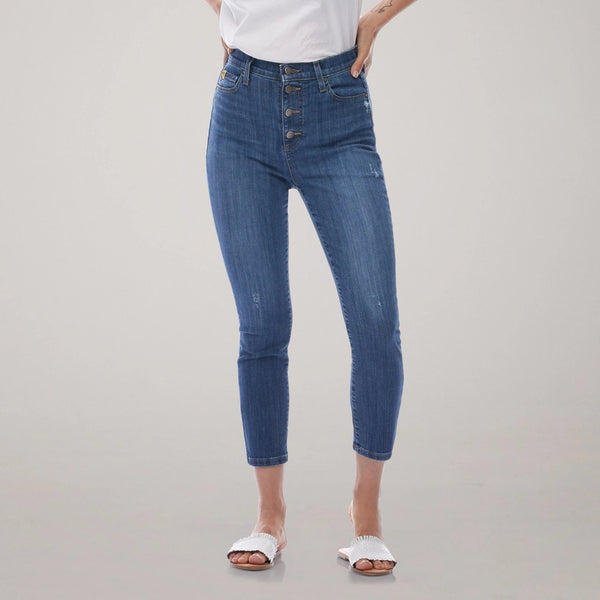 Second Yoga Jeans - High Rise Rachel Skinny in Southside All Things Being Eco Chilliwack